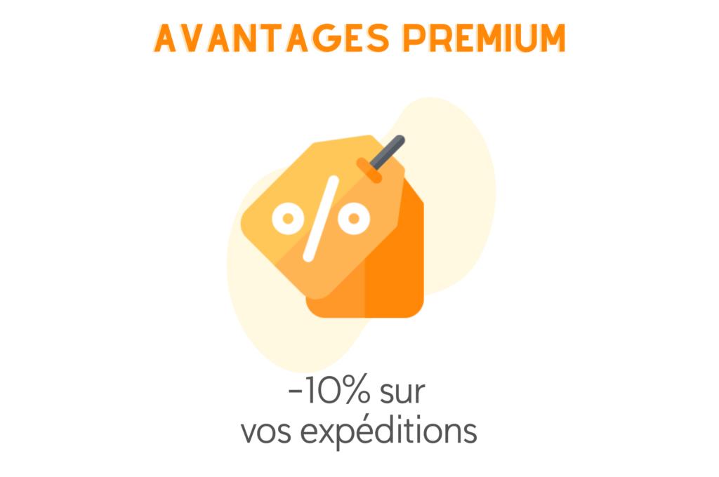 avantage abonnement premium easy delivery