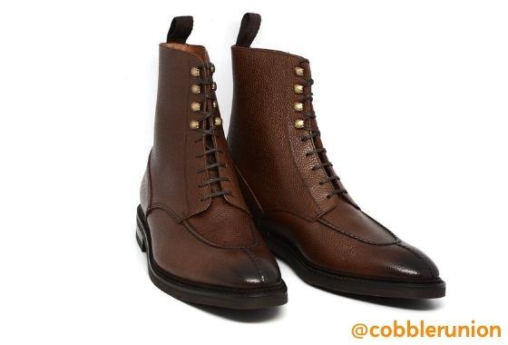 Botte Louis COBBLER-UNION : la work shoes élégante