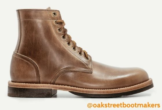"""Trench boot par OAK STREET BOOTMAKERS : """"War is over"""", not fashion !"""